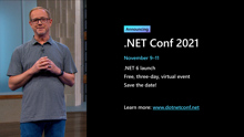.NET 6 is the next version of .NET, a modern, open-source development platform for building apps for any OS with the best performance and productivity